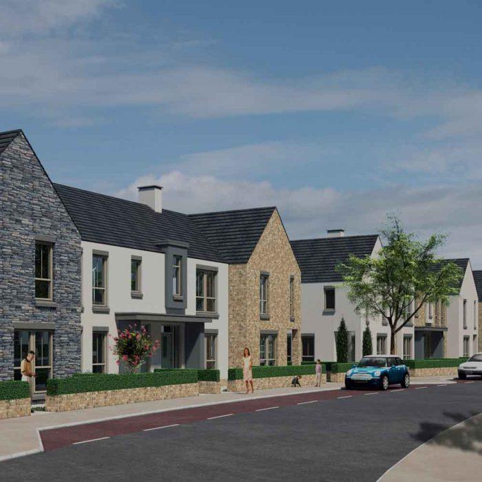 Fold Housing Association, Proposed redevelopment of former Visteon Factory, West Belfast