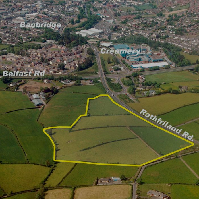 Lotus Group, Proposed industrial/business park, Rathfriland Road, Banbridge
