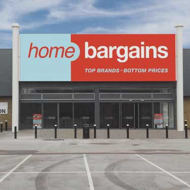 Threadneedle, Proposed Home Bargains store, Clandeboye Retail Park, Bangor
