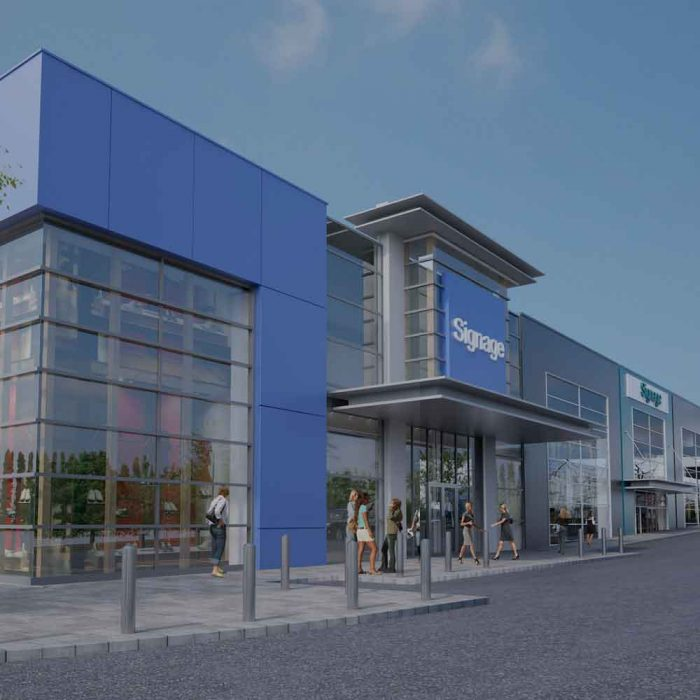 Turkington Holdings, Proposed regeneration of Laganbank Retail Park, Lisburn
