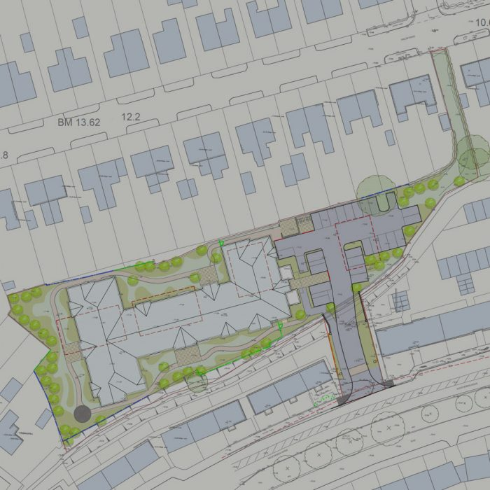 Burnview Group, Proposed 50 bed nursing home at Onslow Parade, Belfast