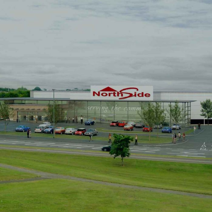Northside Developments, Proposed redevelopment of Northside District Centre, Derry