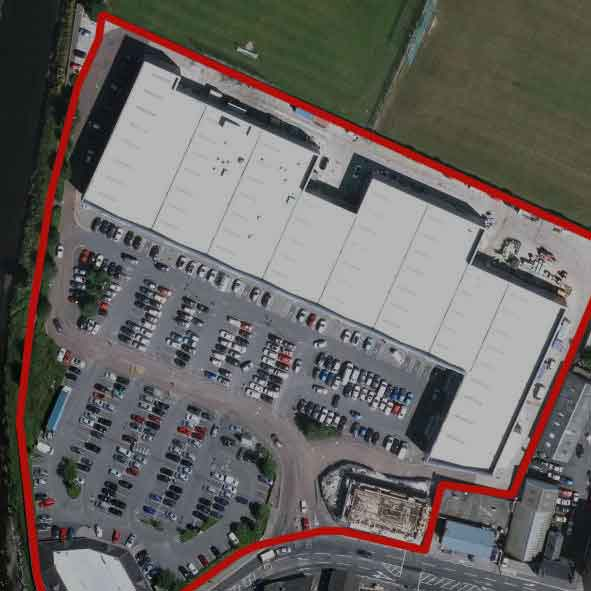 Pradera, Planning due diligence and compliance report, Showgrounds Retail Park, Omagh