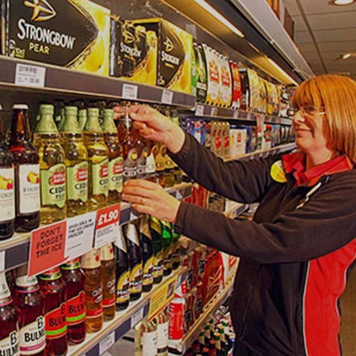 Proposed new liquor license, Spar, Ballyhalbert