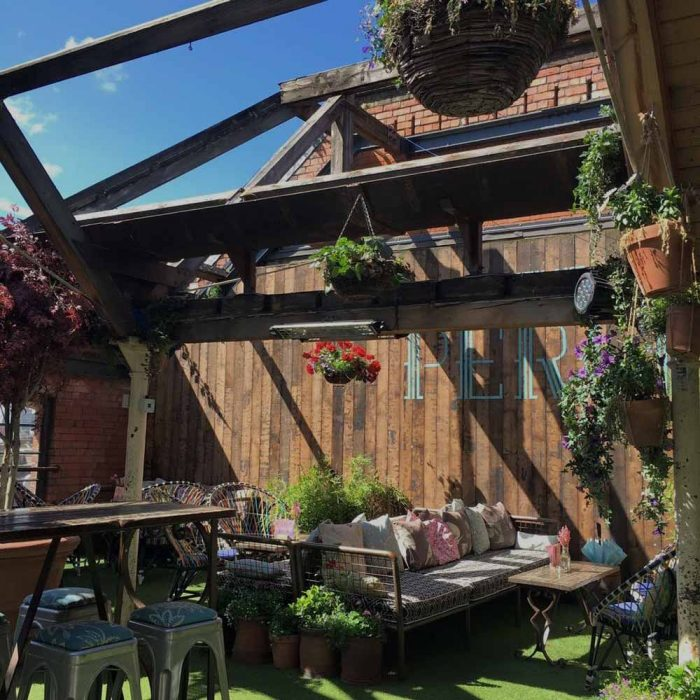 The Perch, Rooftop Bar, Franklin Street, Belfast