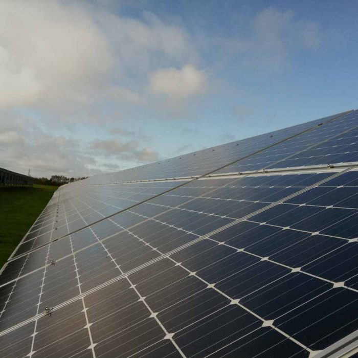 Simple Power, Proposed solar farm, lands at Northforeshore