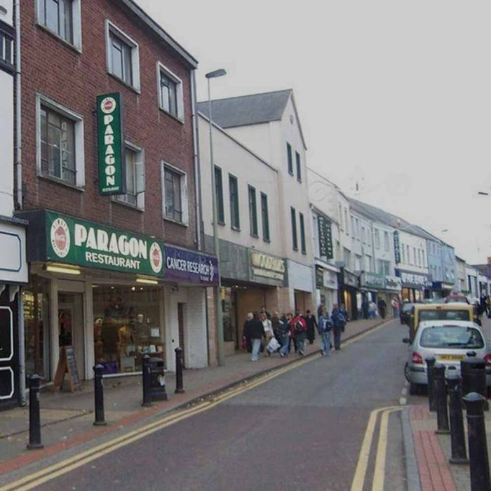 Department of the Environment, Ballymena Retail Study