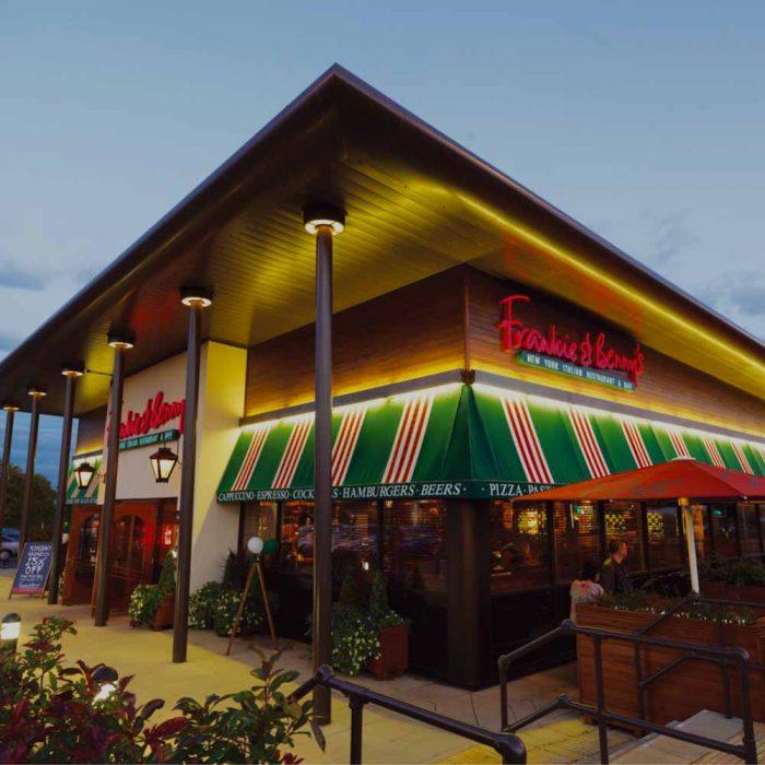 Genova North West, Proposed Frankie and Benny's restaurant, Crescent Link Retail Park, Derry