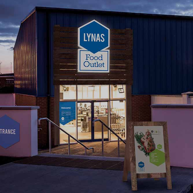 Lynas Foods, Proposed new food outlets at Coleraine, Belfast and Derry.